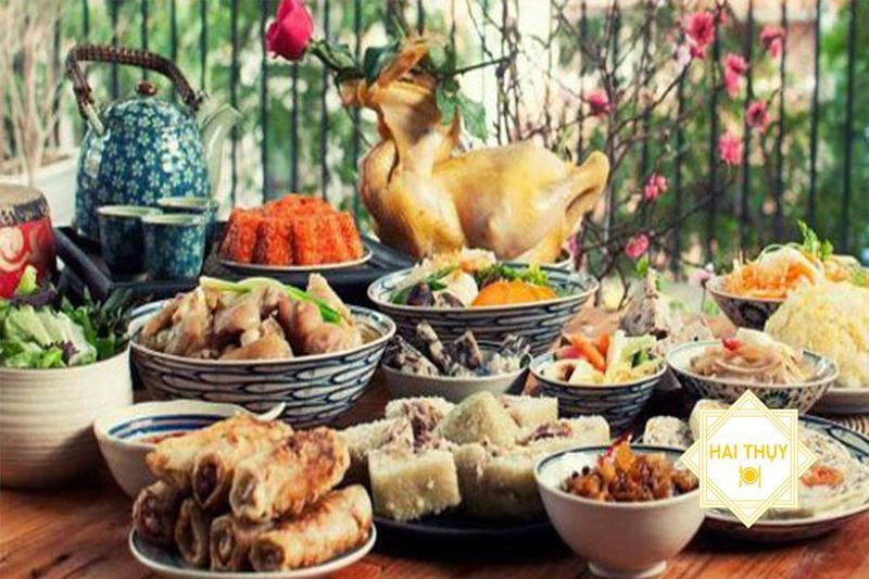 Những món ăn truyền thống không thể thiếu trong bữa tiệc tất niên