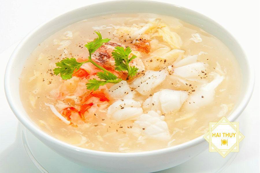 Top 5 món súp siêu ngon dành cho khai vị khi đặt tiệc thôi nôi