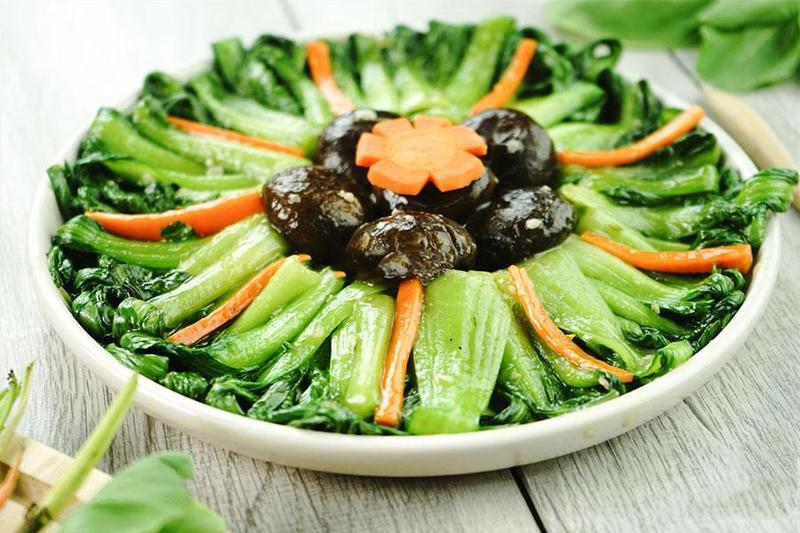 Mê mẩn với các món ngon kết hợp từ rau củ cho bữa nấu tiệc đầy tháng