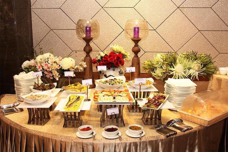 4 bước để tổ chức tiệc buffet trọn vẹn nhất bạn cần lưu ý