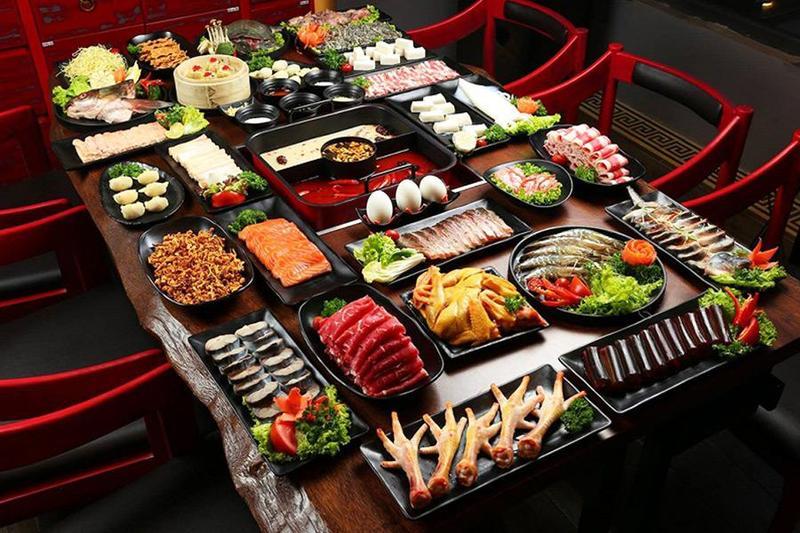 Dịch vụ nấu tiệc buffet tại nhà, cách mà các gia đình hiện đại vẫn thường làm