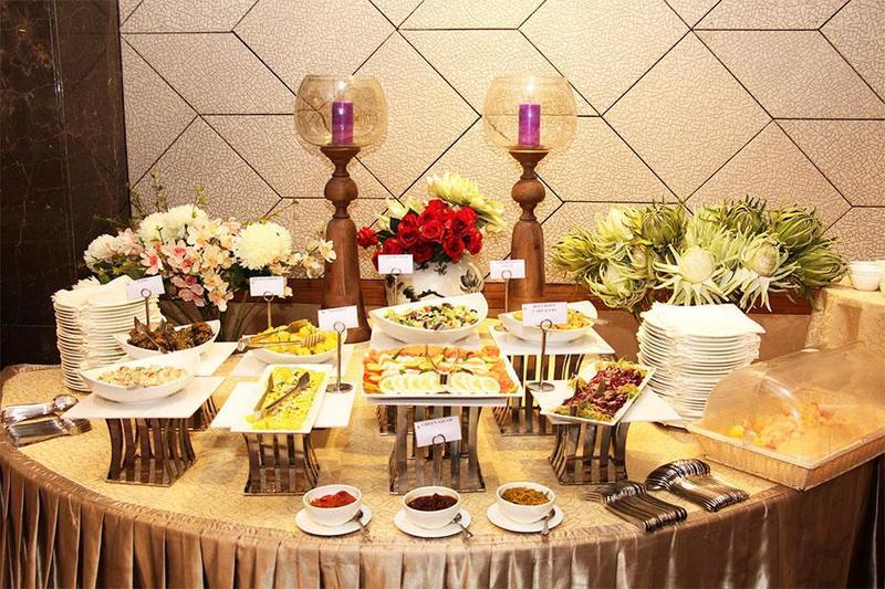 5 lý do bạn nên đặt tiệc Buffet trong ngày thôi nôi của con